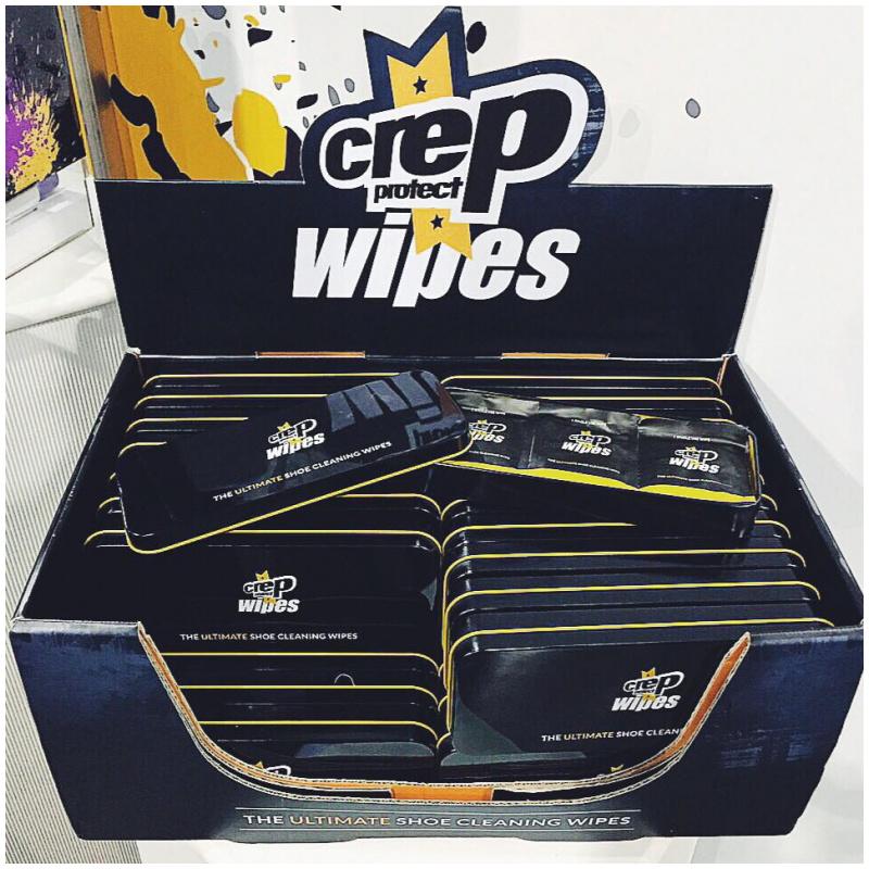 Crep Protect Wipes 波鞋清潔濕紙巾