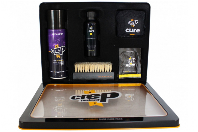 CREP PROTECT - ULTIMATE SHOE CARE PACK