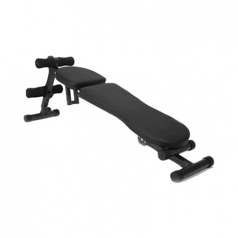 三合一可摺疊健身板 啞鈴凳