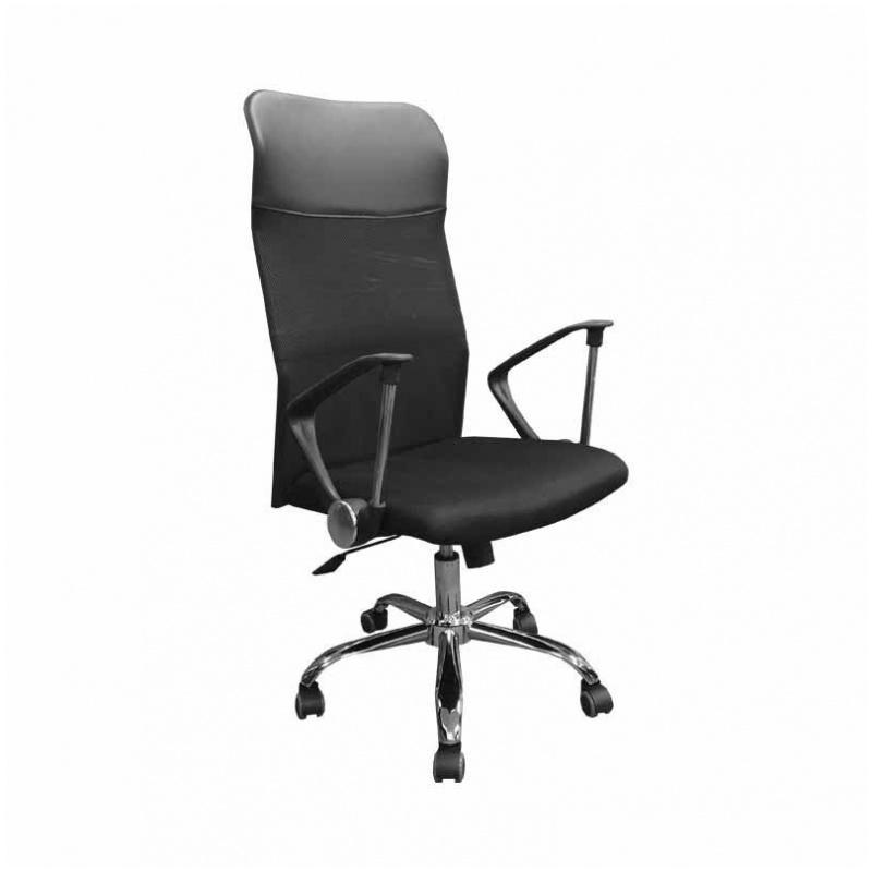 903 辦公椅 電腦椅 鋼腳 (黑/藍/灰)