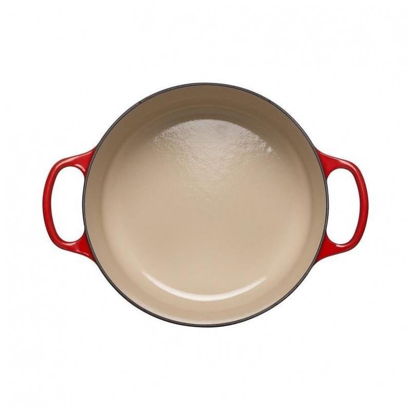 Le Creuset 鑄鐵鍋 紅 (24cm/26cm/28cm)
