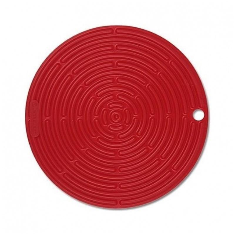 Le Creuset 隔熱墊 (藍/黑/紅/橙)