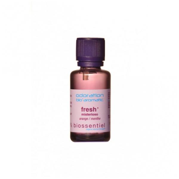 Biossentiel 複方香薰精油 FRESH' | REFRESH 清新 30ml (預售)