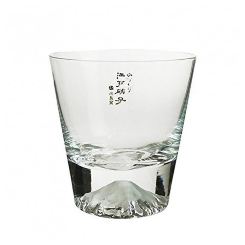 田島硝子 富士山玻璃杯