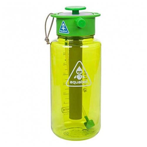 Aquabot 噴射水樽