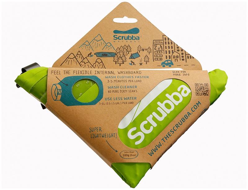 Scrubba 便攜式洗衣袋