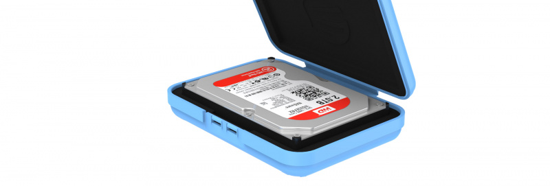 Orico 3.5 HDD 防震盒Protection Box