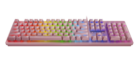 Razer Quartz Pink Huntsman Keyboard (光學機械軸)