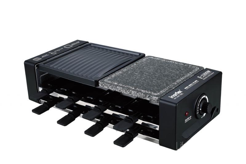 Imarflex 伊瑪牌- 1300W 派對石板電烤爐 - IHP-1308