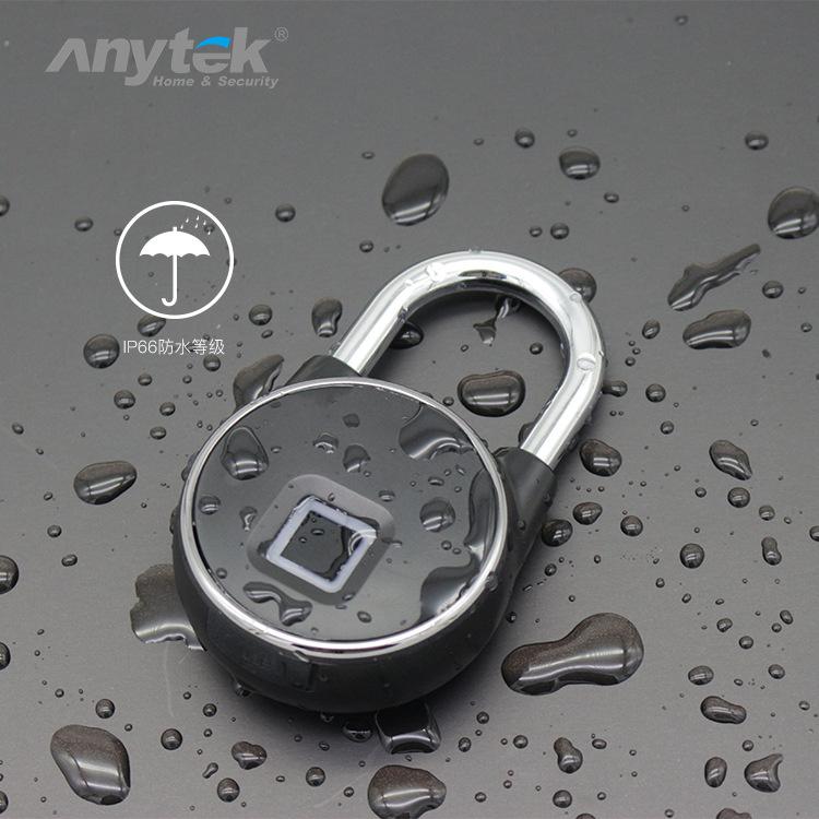Anytek P22 智能鎖 指紋掛鎖