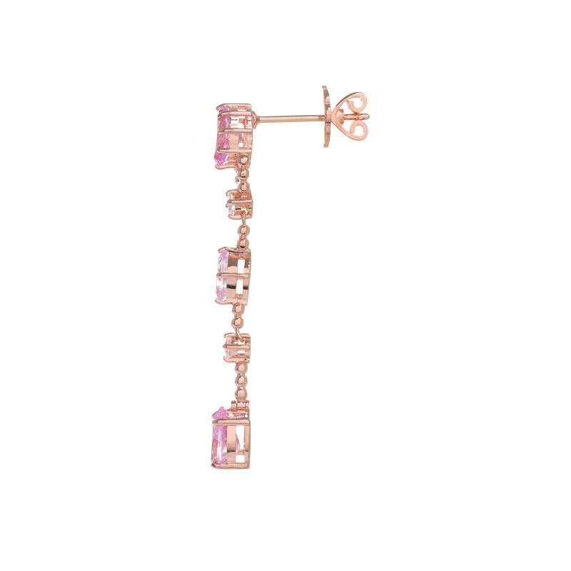 ARTĒ Madrid - Tropical DreamPink Romance 頸鏈/耳環/手鍊/戒指