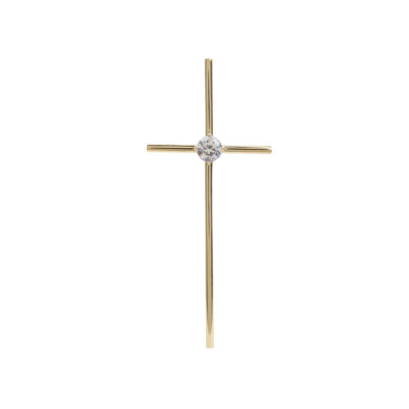 ARTĒ Madrid - Fancy 120V系列十字架耳環 (單隻)