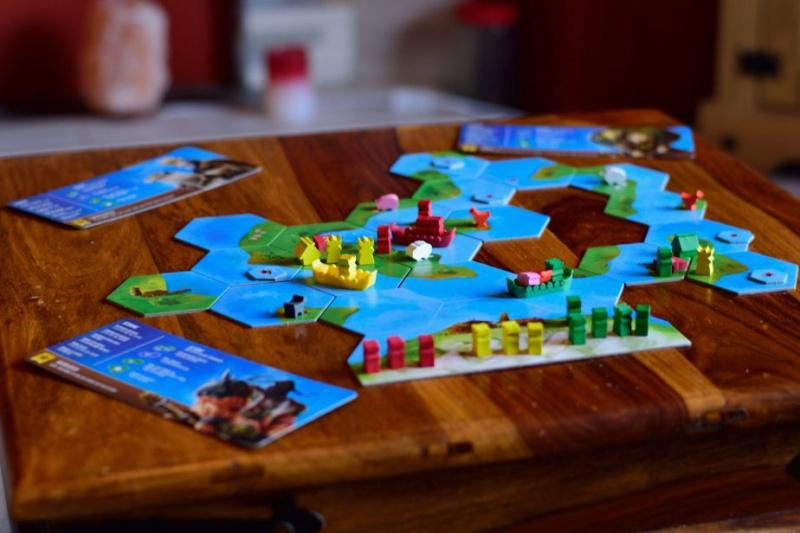 北海探險王 - Explorers of the North Sea