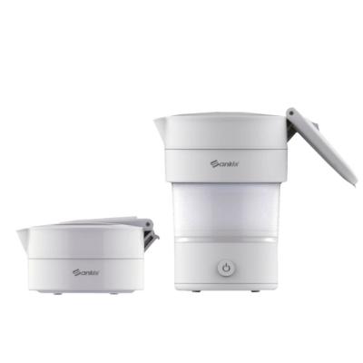 日本 Sanki山崎 SK-PS800 摺疊式旅行電熱水壺