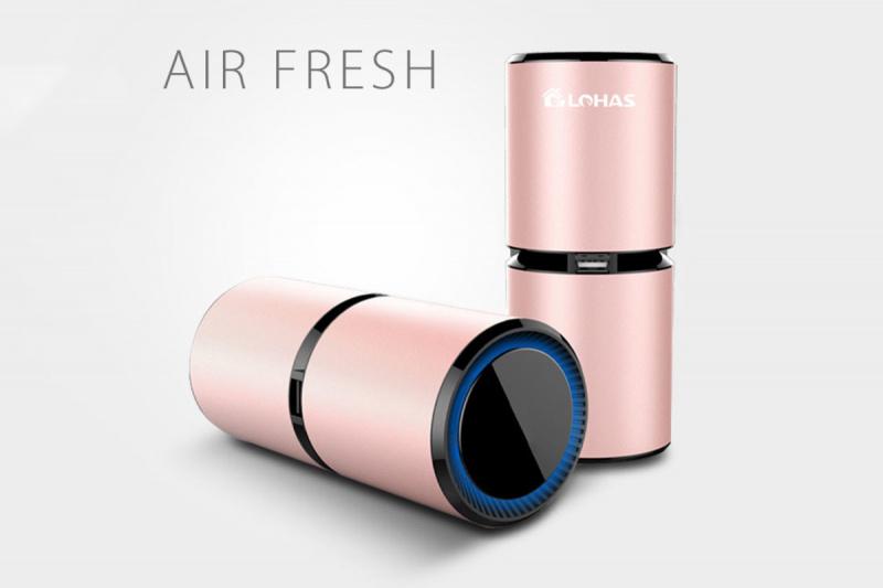 LOHAS - Airfresh 高效負離子空氣清新機 - AF3(工商免運)