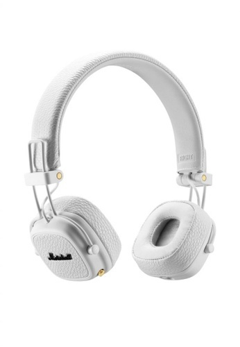 Marshall Major III 無線藍牙耳機 [白色]