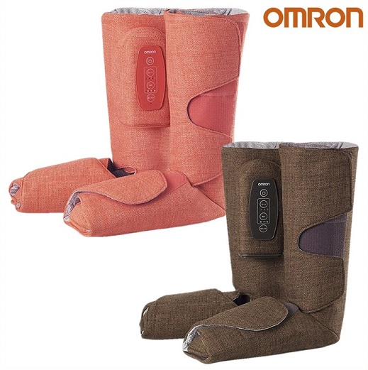 Omron HM-261-BW 腳部空氣按摩器