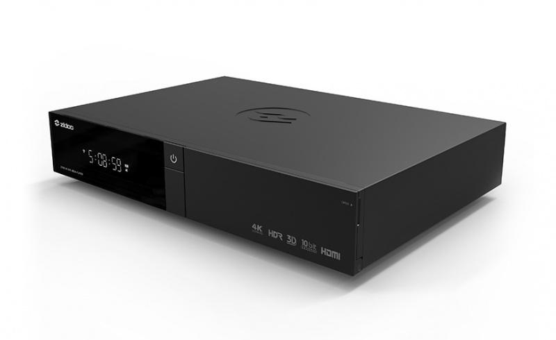 ZIDOO - Z1000 影音播放器(行貨1年保養)