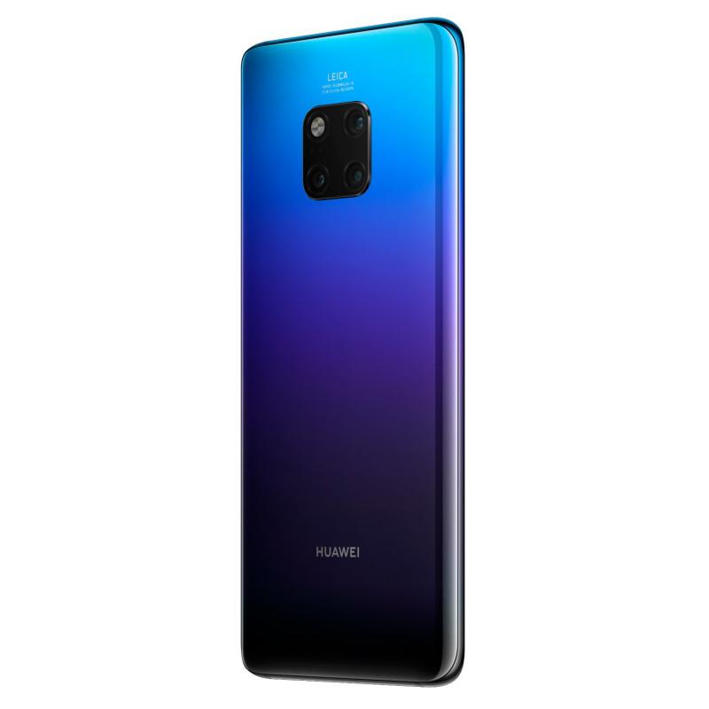 Huawei Mate 20 Pro 8+256G智能電話 [極光色][港版]