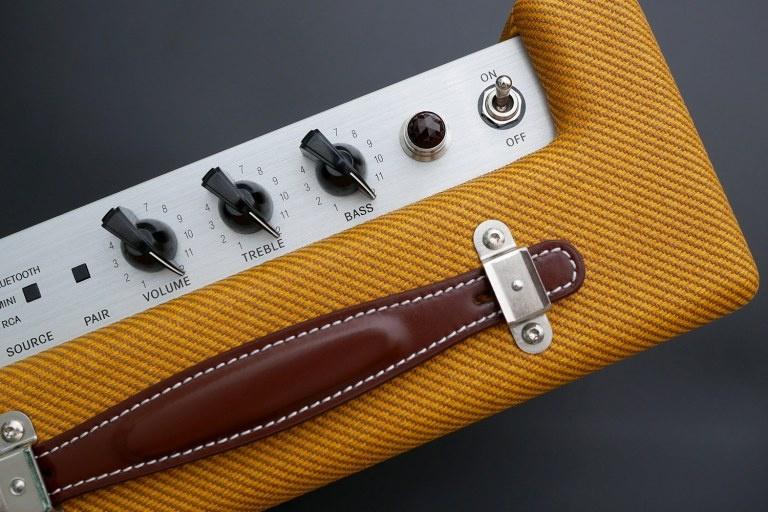 Fender Monterey Tweed 藍牙喇叭 (原裝行貨保養 1 年)