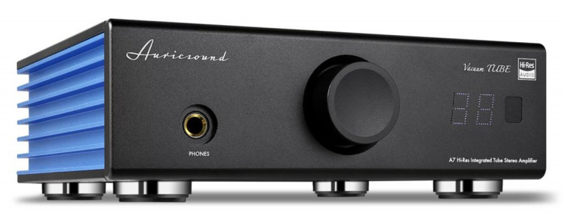 AuricSound - A7 Master Vacuum Tube Amp Stereo Systems