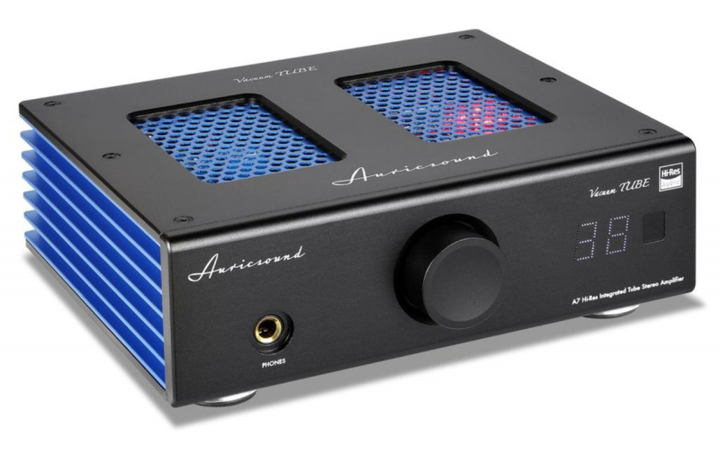 AuricSound - A7 Premium Vacuum Tube Amp Stereo Systems
