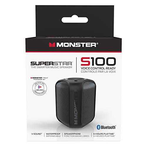 MONSTER - SuperStar S100 無線藍牙喇叭