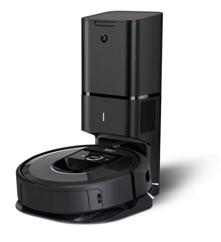 iRobot Roomba i7+ Wi-Fi Connected Robot Vacuum with Automatic Dirt Disposal 吸塵機 (7550)