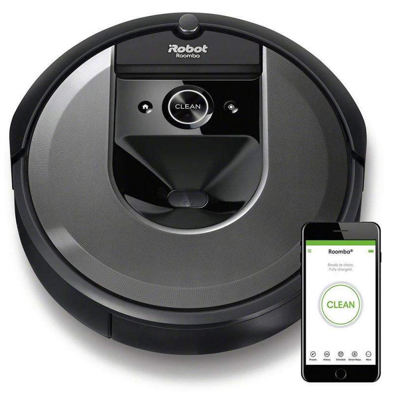 iRobot Roomba i7 Wi-Fi Connected 吸塵機 (7150)