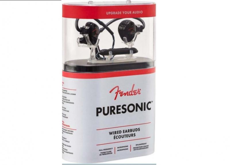 Fender - PureSonicWired 有線耳機