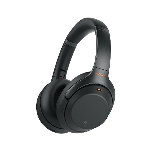 SONY WH-1000XM3 無線降噪耳機(黑色) (限時優惠免運) (香港SONY行貨)