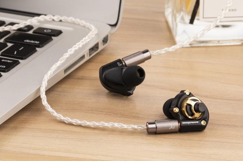 Acoustune HS1650 CU - 黃銅製厚潤音色 [10mm動圈單元](原裝行貨保養 1 年)