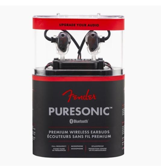 Fender PureSonic Premium Wireless 9.25mm動圈單元藍牙耳機