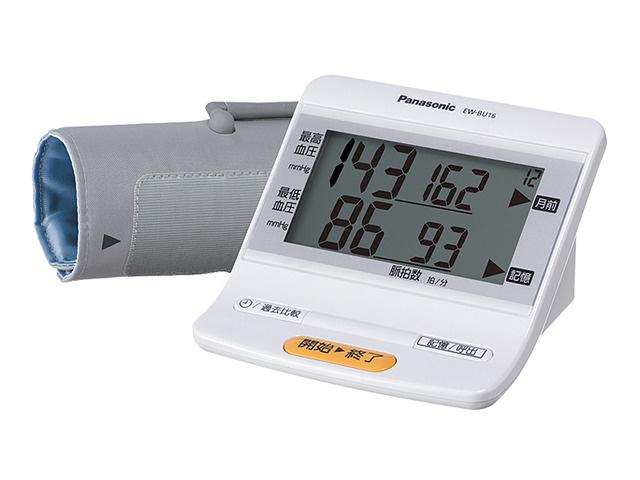 Panasonic EW-BU16 手臂式電子血壓計
