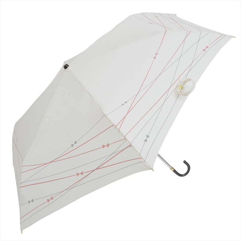 日本nifty-colors-灣柄折叠傘