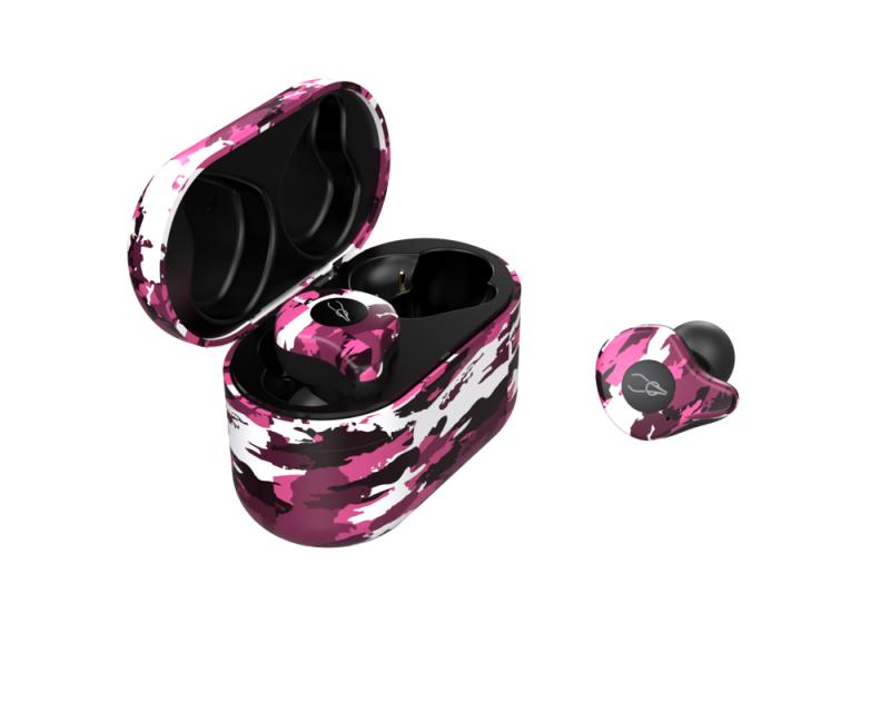 Sabbat E12 藍牙耳機配備無線充電盒 (迷彩特別版) [4色]