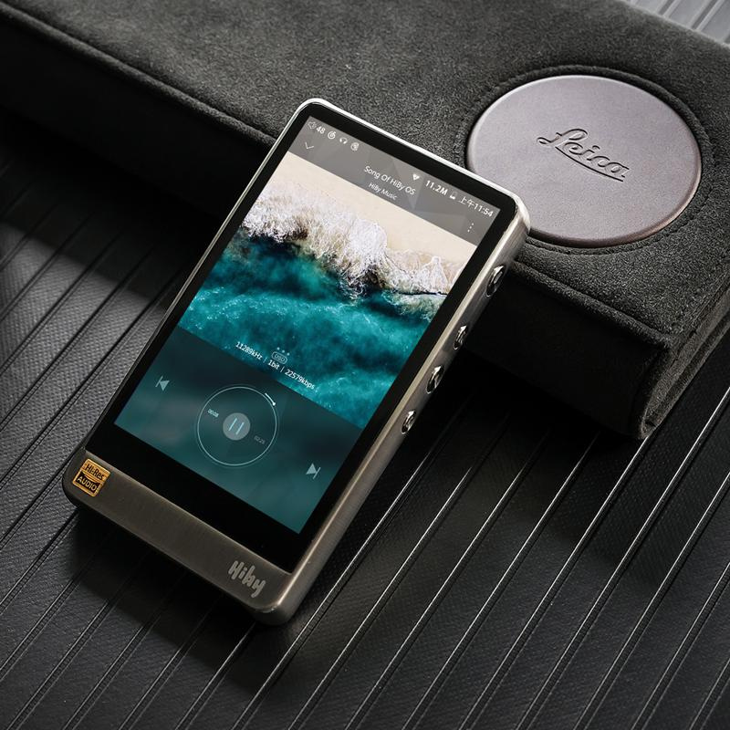 HiBy R6 Pro 手提音樂播放器 不銹鋼版本 [2色] [4.4mm/3.5mm]
