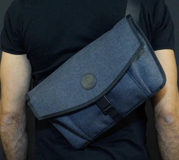 澳洲 Alpaka Alpha Sling 多功能防盜便攜側肩包 11吋