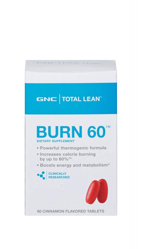 GNC - 完美纖體系列 BURN60 [60粒]