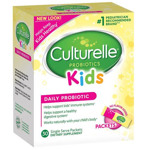 Culturelle康萃樂 兒童益生菌沖劑 [30包裝]