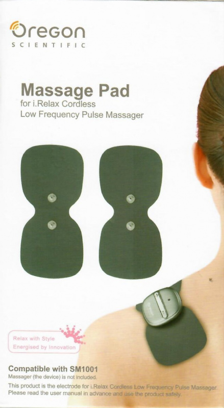 i.Relax按摩器按摩墊 Massage Pad for i.Relax Massager  SM1001-GEL