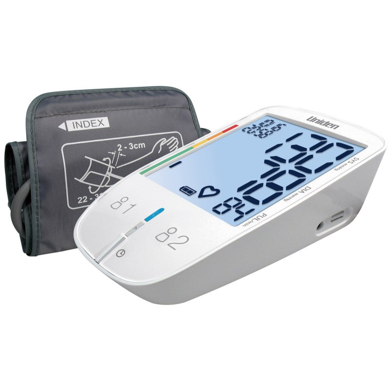 UNIDEN AM2303 血壓計 [英國BHS及美國AAMI認証]