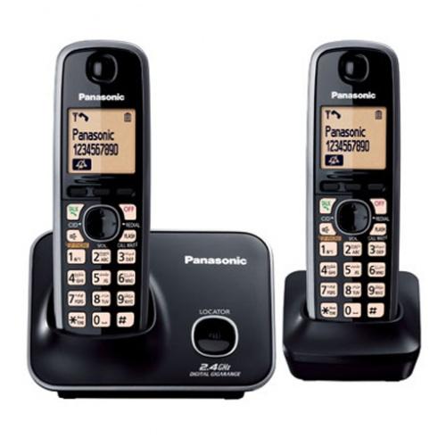 Panasonic KX-TG3712BX 2.4 GHz 數碼室內無線電話