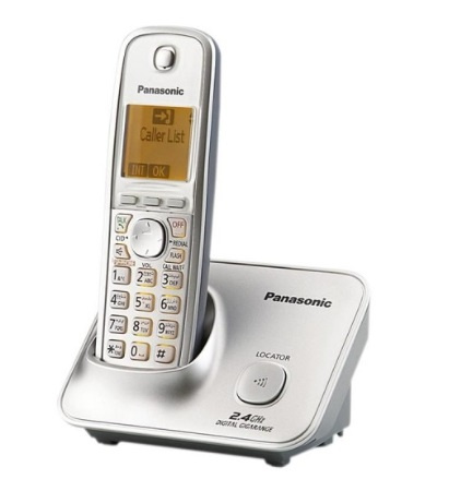Panasonic KX-TG3711BX 2.4 GHz 數碼室內無線電話