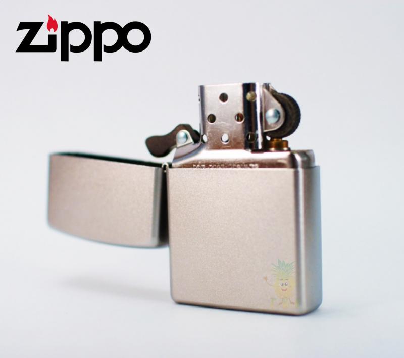 Zippo - Classic Satin Chrome 205 打火機