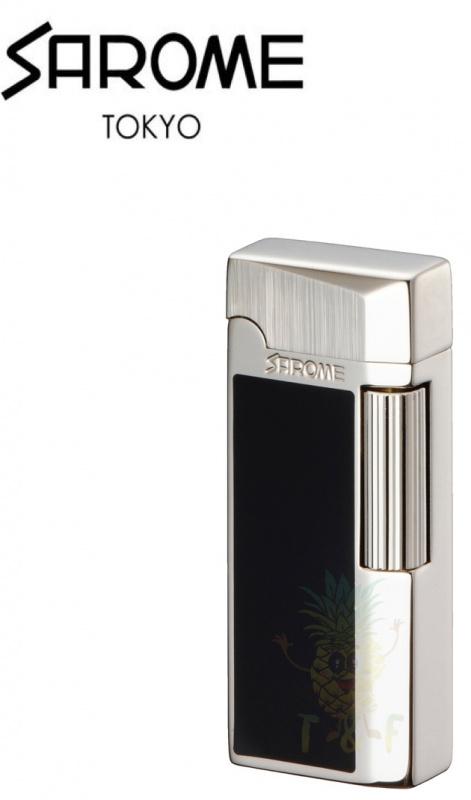 SAROME - Epoxy Resin SD41-05 / Silver, Black 打火機