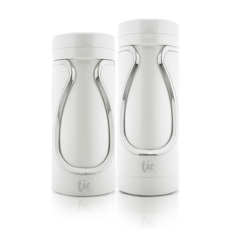 TIC - TIC 旅遊護膚裝(Skin)/沐浴裝(Shower)收納瓶套裝 [3色]
