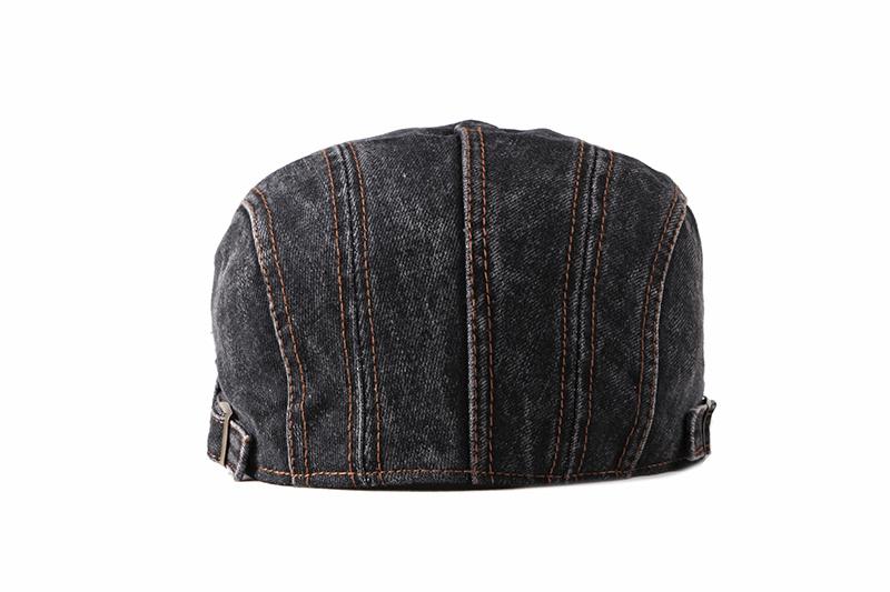 Jeans Berets 牛仔布貝雷帽 [3色]