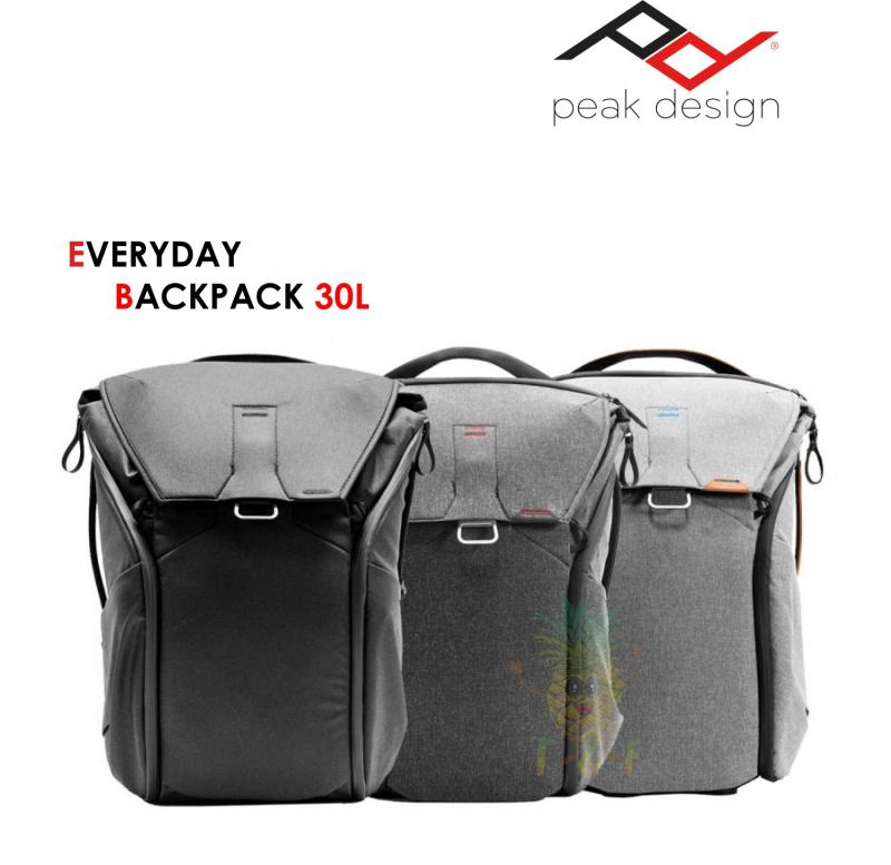(工商免運) Peak Design - Everyday Backpack 30L 功能攝影背囊