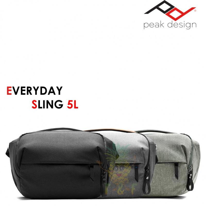 (工商免運) Peak Design - Everyday Sling 5L 相機攝影多功能斜揹袋